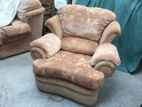 Three piece suite free to collector