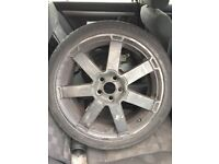 Ford Mondeo focus alloy wheels
