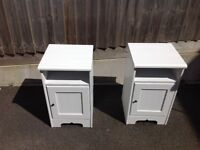 IKEA bedside tables Kibworth-excellent condition. £30.00.