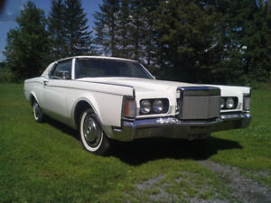 1971 Lincoln Continental Mark III project- Trade?