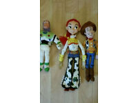 Toy story dolls Like a new !