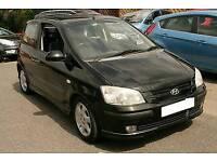 Hyundai getz 1.3 sport sell or swap