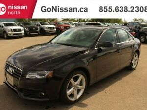 2011 Audi A4 SUNROOF, LEATHER, QUATTRO!!
