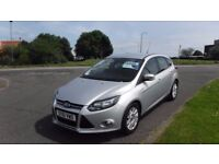 FORD FOCUS 1.6 TITANIUM TDCi(61)plate,Alloys,Air Con,Cruise Control,Very Clean& Economical £20 Tax