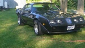 1980 High Performance Trans Am 455HP