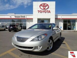 2004 Toyota Camry Solara SLE V6 ONE OWNER CLEAN CAR PROOF