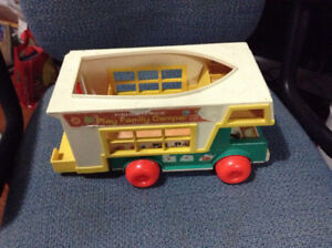 Vintage Fisher Price Camper for sale
