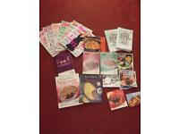 Slimming world magazines & recipe books
