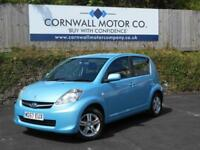 SUBARU JUSTY 1.0 R 5d 69 BHP ONLY £30 A YEAR ROAD TAX (blue) 2007