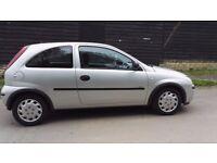 Vauxhall Corsa Life for sale
