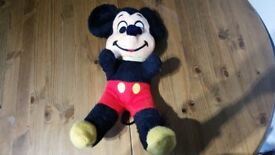 Mickey Mouse (from the 50's/60's) Made in California. Very Rare