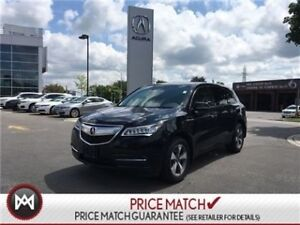 2015 Acura MDX AWD LEATHER SUNROOF 7 SEATER