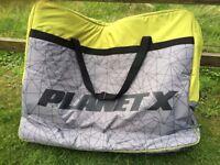 Planet X bike bag. Brand new & never used. Huge & well padded.