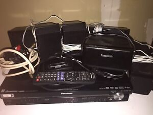 Panasonic 5 disc surround sound
