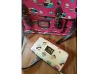 Cupcake bag and purse
