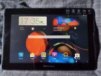 """Lenovo A10-70 10.1"""" Tablet - Midnight Blue"""