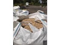 P shingle - bulk bag
