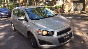 Chevrolet Sonic 2012 good conditions