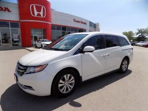 2016 Honda Odyssey EX-L WITH NAVI.. ONE OWNER.. CLEAN CARPROOF