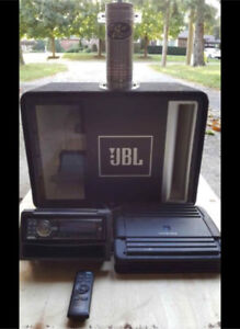JBL/ALPINE System **Excellent Condition**