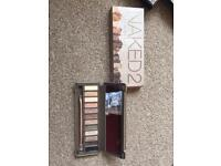 REAL Urban Decay Naked 2 palette