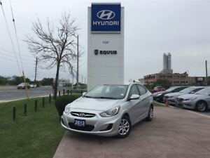 2013 Hyundai Accent GL - CRUISE CONTROL, HEATED SEATS