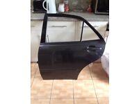 Lexus is200 grey 1c6 any door complete + window handle motor 98-05 breaking spares is 200 is300