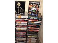 PC CD GAMES x 70 RETRO *Many Classics