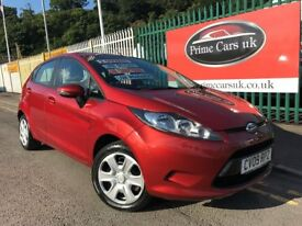 2009 (09 reg) Ford Fiesta 1.25 Style + 5dr Hatchback 5 Speed Manual Petrol Low Miles!