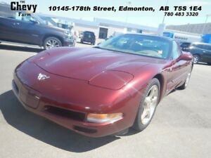2003 Chevrolet Corvette 2DR CPE  50th Anniversary