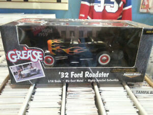 ERTL 1:18 Scale 32 Ford Roadster From The Movie Grease
