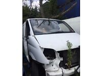 LDV MAXUS O/S DRIVERS SIDE WHITE FRONT WING & CLEAR INDICATOR 2005-2009 BREAKING