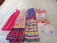 LITTLE GIRLS BUNDLE SIZE 2 – 3 OVER 70 ITEMS NEW ITEMS ADDED