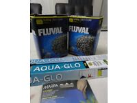 Fluval Zeo-Carb Filter media +++ Many other extras ( BRAND NEW) Worth over £40
