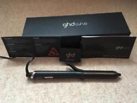 GHD Curve Straighteners - Excellent Condition