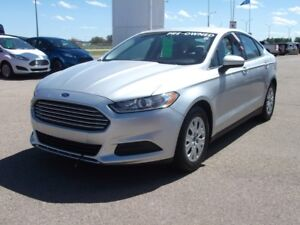 2013 Ford Fusion S COMFORT, SPACIOUS, AFFORDABLE