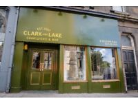 Chef/Kitchen Staff, Waiting Staff for NEW independent restaurant/bar