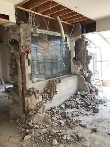 Demolition and General contracting. Commercial/residential
