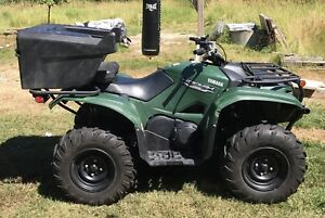 2016 Yamaha Kodak 700 4x4 under 20hrs