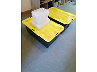 Storage Bins/Containers