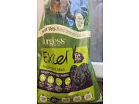 BURGESS EXCEL ADULT RABBIT NUGGETS 4KG