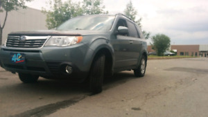 Subaru Forester touring MANUEL