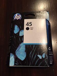 HP black ink cartridge original ( price drop )