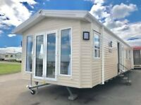 2 BEDROOM STATIC CARAVANS FOR SALE ON THE NORTH EAST COAST - SEA VIEWS - PET FRIENDLY -