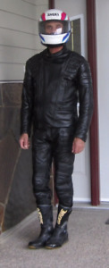 Bike Leathers and Gear