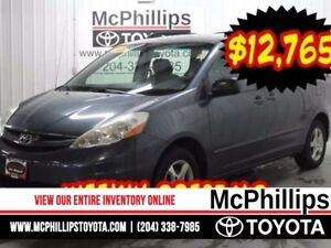 2008 Toyota Sienna 5DR CE 8-PASS FWD