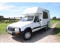 ROMAHOME C15 Diesel 94k 1997 *POWER STEERING* Motorhome Campervan Cooker/Fridge/Toilet 2 Berth