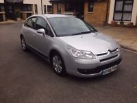 Citroen C4 1.6 i 16v SX 5dr, p/x welcome Trade sale