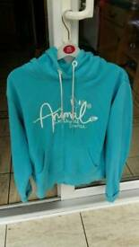 Ladies animal hoodies