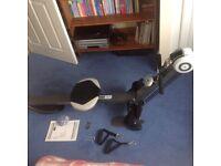 Pro Fitness Rower 'n' Gym machine